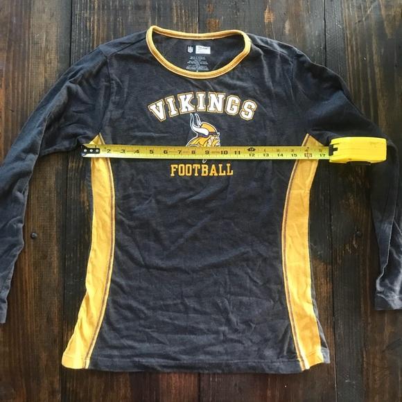 NFL Tops | Womens Minnesota Vikings Shirts Sm | Poshmark